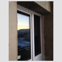 Фото окон от компании Екат-Сити
